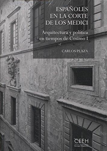 Descargar Libro Libro Españoles en la corte de los Medici (Confluencias) de Carlos Plaza