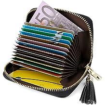 Tarjeteros Mujer Piel Tarjeteros para Tarjetas de Credito Tarjeteros Mujer Tarjetas Credito, Carteras de Mujer