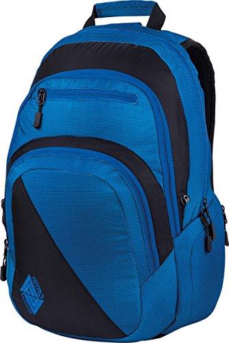 Nitro Snowboards Unisex Stash Rucksack Blur Brilliant Blue