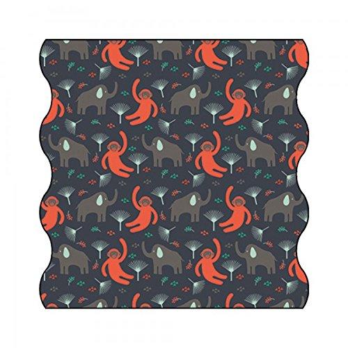 Lässig Kinder Multifunktionstuch Twister Kids Jungle, Mehrfarbig, One size, LTEXT21054 (Schals Für Dummies)