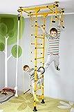 Niro  Sportgeräte GmbH Indoor Klettergerüst für Kinder FITTOP M1, max. Belastbarkeit 130 kg