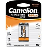 Camelion 9V-Block HR6F22 250mAh Lot de 1