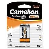 Camelion 9V-Block HR6F22 250mAh 1er Blister, 9V, NiMH