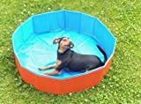 Outdoor - Dog-Swimming Pool Hunde Pool Planschbecken 80 x 20 cm 0002
