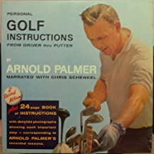 PERSONAL GOLF INSTRUCTIONS - Double LP with 24 page Book of Instructions [ VINYL ]