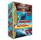 Requins : Jersey Shore Shark Attack + Shark Week + Beach Shark + Jurassic Shark