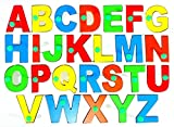 StonKraft Preschool Lernspielzeug - Englische Alphabete | Englischsprachige Haupt Buchstaben | Lernspielzeug | Lernspiele | Kennen Sie Ihre Alphabete | Versteckte Puzzles