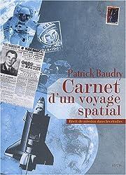 Carnet de voyage spatial : Histoire d'une aventure dans les étoiles