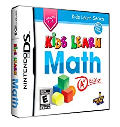 Kids Learn Math: A+ Edition (Nintendo DS) (NTSC)