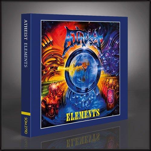 Elements (CD+Dvd Digipak)