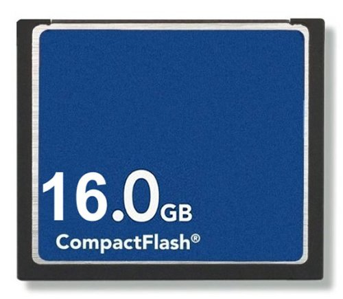 Komputerbay 16 GB Compact Flash CF 266X aowallao FOR aowallao Sanyo VPC-SX550MD 16 GB -