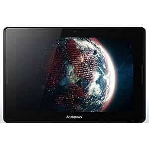 Lenovo A10-70 25,7 cm (10,1 Zoll HD-IPS) Media Tablet (MediaTek 8121 Quad-Core Prozessor, 1,3GHz, 1GB RAM, 16GB eMMC, GPS, 2MP + 5MP Kamera, Touchscreen, Android) midnight blau