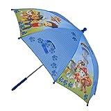 Ombrelli Paw Patrol borse borse e accessori per bambini e accessori. Ragazze/Ragazzi Paw Patrol, pannello stampato ombrelli con manico. L' accessorio perfetto per giornate di pioggia.. Colore: Blu/Multi.