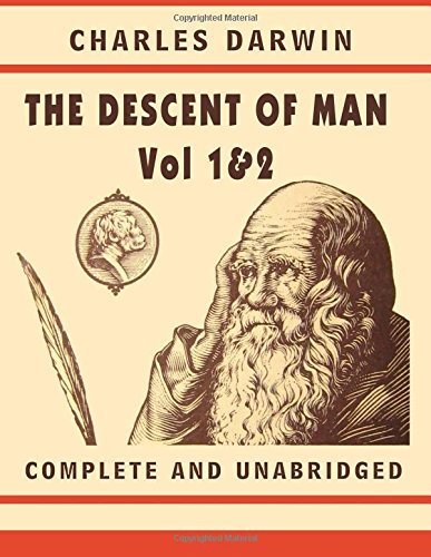 The Descent of Man: and selection in relation to sex by Charles Darwin (24-May-2015) Paperback