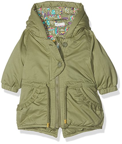 United Colors of Benetton Jacket Chaqueta, Verde (Military Green 04k), 74 para...