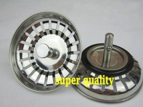 JZK® (81 ~ 82 mm) Tappo filtro lavello scarico acciaio inox filtri ...