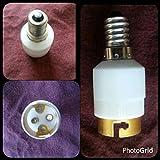 E14 to B22 Lamp Holder Converter