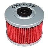 AHL- Motocicleta Filtro de aceite oil filter para HONDA NX650 DOMINATOR 650 1988-2002
