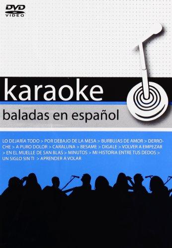Karaoke Baladas en Espanol [DVD]