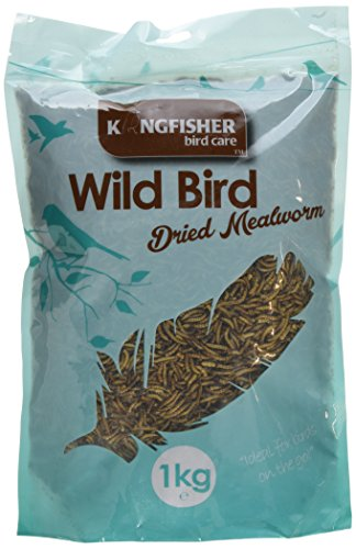 Kingfisher-Mangime per uccelli selvatici, 1 kg di mangime per uccelli