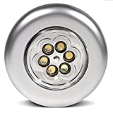 Maclean MCE27 LED 6 LEDs Touch Push Licht Selbstklebend Lampe