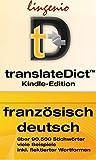 translateDict?: Lingenio Wörterbuch Französisch-Deutsch: Direktes Nachschlagen von Wörtern aus Ihrem Amazon Kindle herau