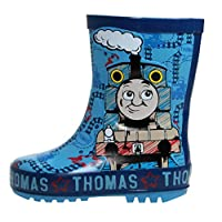 Boys Thomas The Tank Engine Rubber Wellies