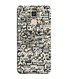 Pinaaki High Quality Printed Designer Soft Back Case cover for Asus Zenphone Max 3