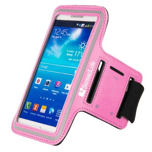 Sumaclife Wellness e da fitness per Motorola/Microsoft/Xaiomi/12,7cm-14cm display telefoni