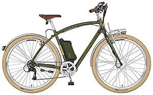 Prophete Herren E-Bike Navigator Flair Elektrofahrrad, British Green, 28 Zoll