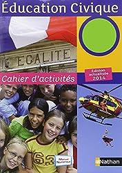 Cahier d'activités éducation civique 5e