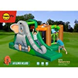 Happy Hop - Elephant's Cave, 9274, Multicolore - Version Italienne