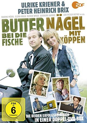 Butter bei die Fische / Nägel mit Köppen (2 DVDs) Fisch-butter