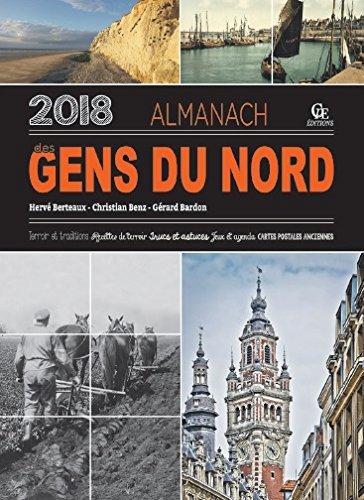 Almanach des gens du Nord 2018