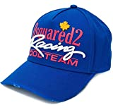 Gorra Dsquared2 Color Azul Royal