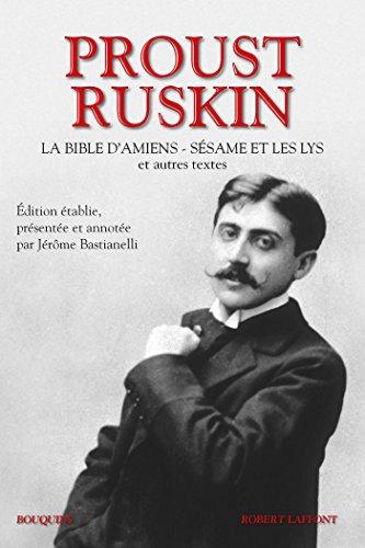 Proust et Ruskin