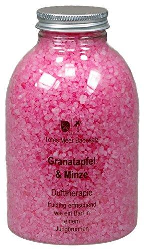 Mar Muerto Natural Sales de baño Granada & Menta 630Talla beduftet con alta calidad parfümölen