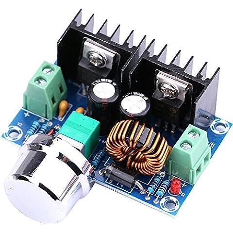 XL4016E1 4V-40V to 1.25V-36V 8A 200W PWM DC-DC Step Down Power (36v Drill)