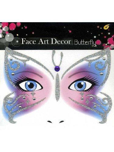 tatuaggi-effimere-paillettes-turchesi-e-strass-bianchi-farfalla-temporanei-glitter-per-il-viso-paesa