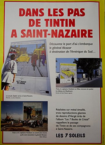 Hergé - Dans les pas de Tintin à Saint...