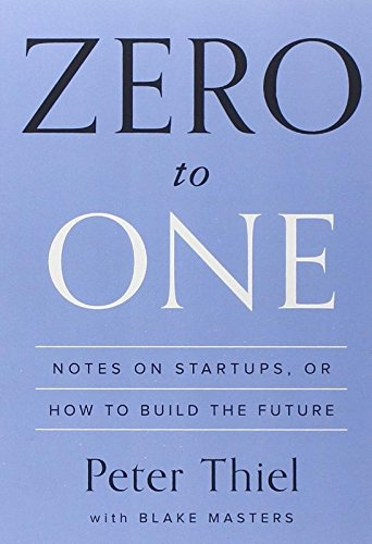 BOOK THIEL-ZERO TO ONE - MOVIE