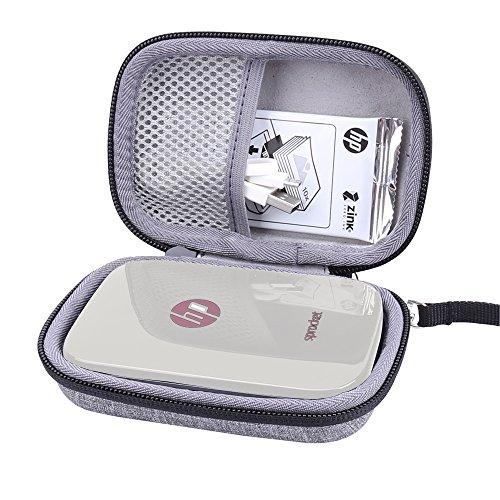 Caja Bolsa Fundas para HP Sprocket / 200 Impresora fotográfica portátil de Aenllosi