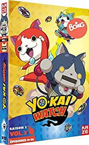 "Afficher ""Yo-Kai Watch"""