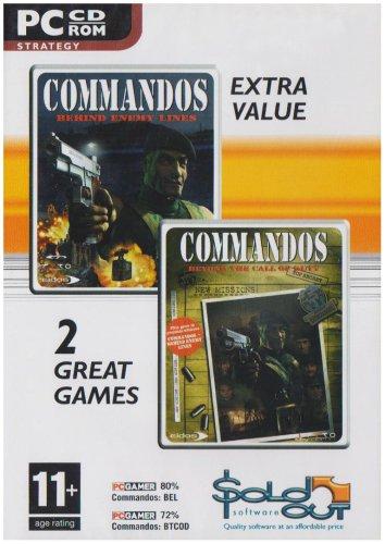 Preisvergleich Produktbild Commandos behind & commandos beyond (PC) [UK IMPORT]
