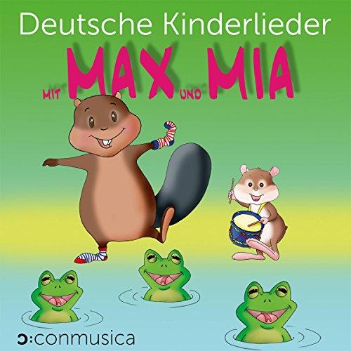 Deutsche Kinderlieder - Mit Ma...
