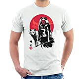 Princess Mononoke Wolf Girl Men's T-Shirt