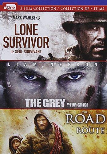 Lone Survivor/Rey/Road Dvd Triple Feature