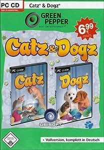 Catz & Dogz (Green Pepper)
