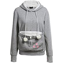Pullover Mit Tasche Für Katzen