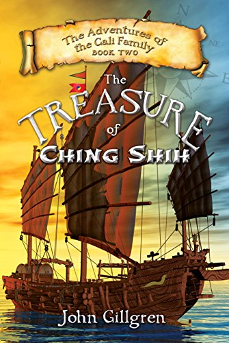 The Treasure of Ching Shih (The Adventures of
